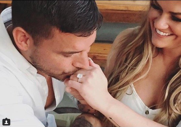 Jax Taylor & Brittany Cartwright Celebrate Engagement