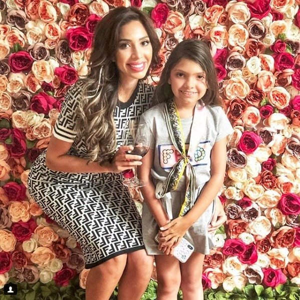 Farrah Abraham Makes Fashionable Exit out of Jail