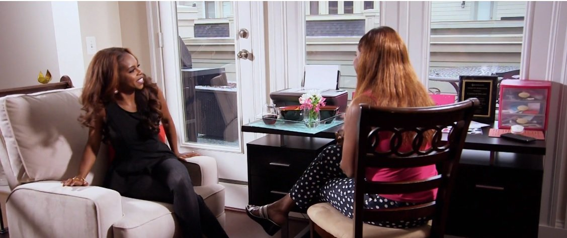 The Real Housewives of Potomac Recap: Barefoot In The Park