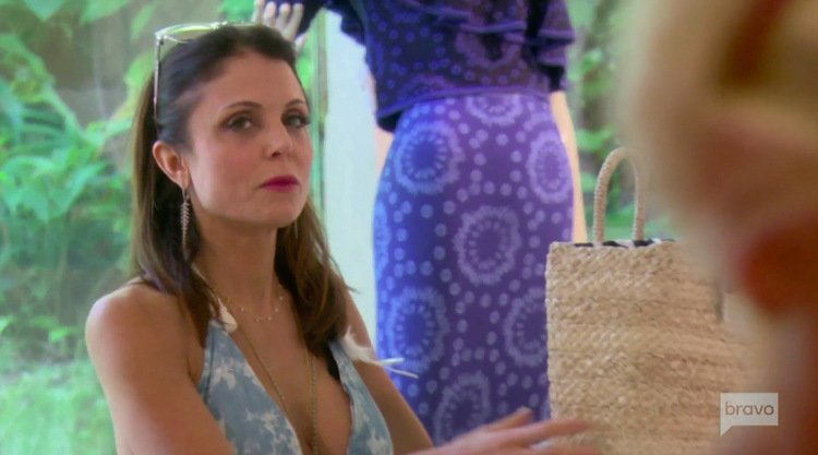 Bethenny Claims Carole Radziwill Was Fired From Real Housewives Of New York
