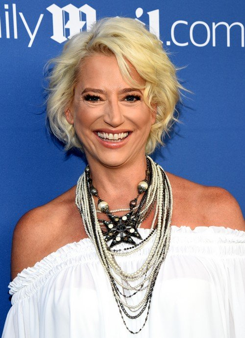 Dorinda Medley Talks Religion Relationships And Red Scarf Guy On