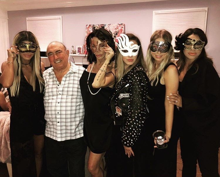 Danielle Staub's Masquerade Birthday Party- Photos
