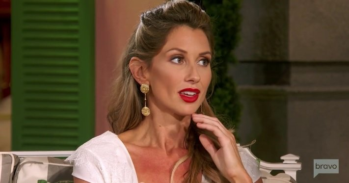 Ashley Jacobs Defends Her Relationship With Thomas Ravenel