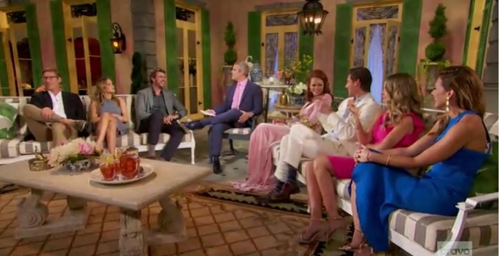 Southern Charm Cast Members Evacuate Charleston To Avoid Hurricane Florence