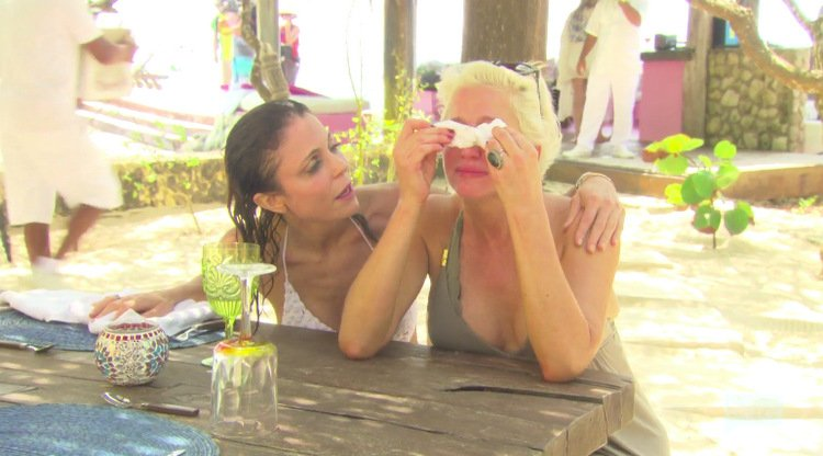 Real Housewives Of New York Recap: Ship Happens