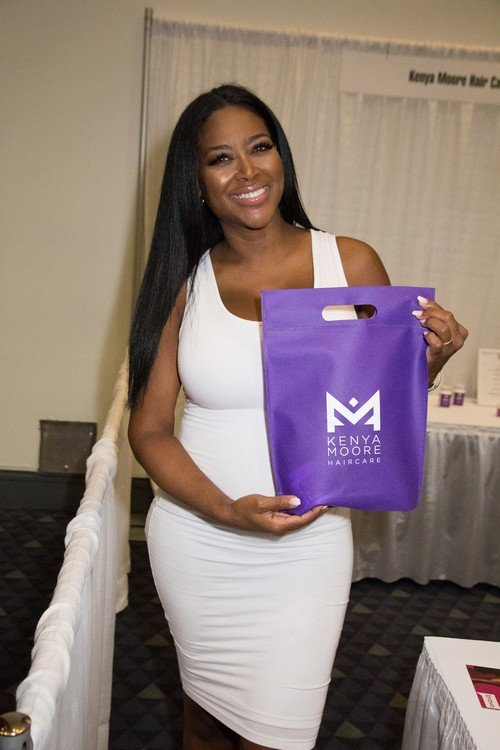 Kenya Moore, Gizelle Bryant, Cynthia Bailey And More Reality Star Sightings – Photos