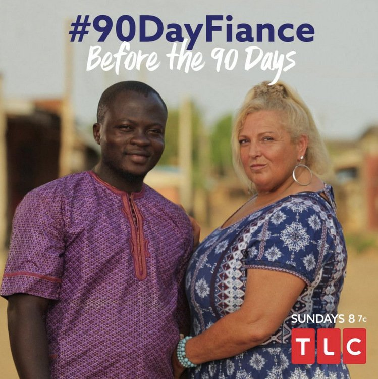 Angela And Michael Spend Their First Night Together On 90 Day Fiance: Before The 90 Days