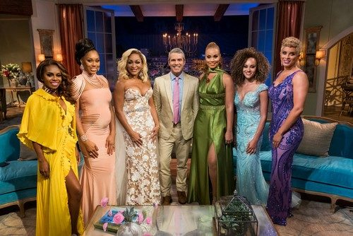 The Real Housewives of Potomac Reunion Part 1 Airs Tonight; Plus, See The Reunion Fashion – Photos