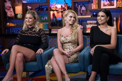 Hannah Ferrier Says She & Captain Sandy Yawn Have Worked Through Their Issues; Kasey Cohen Dishes On Love Triangle With Joao Franco & Brooke Laughton