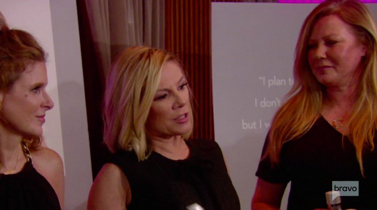 Real Housewives Of New York Season 10 Finale Tonight: Luann's Cabaret & Ramona Vs. Bethenny