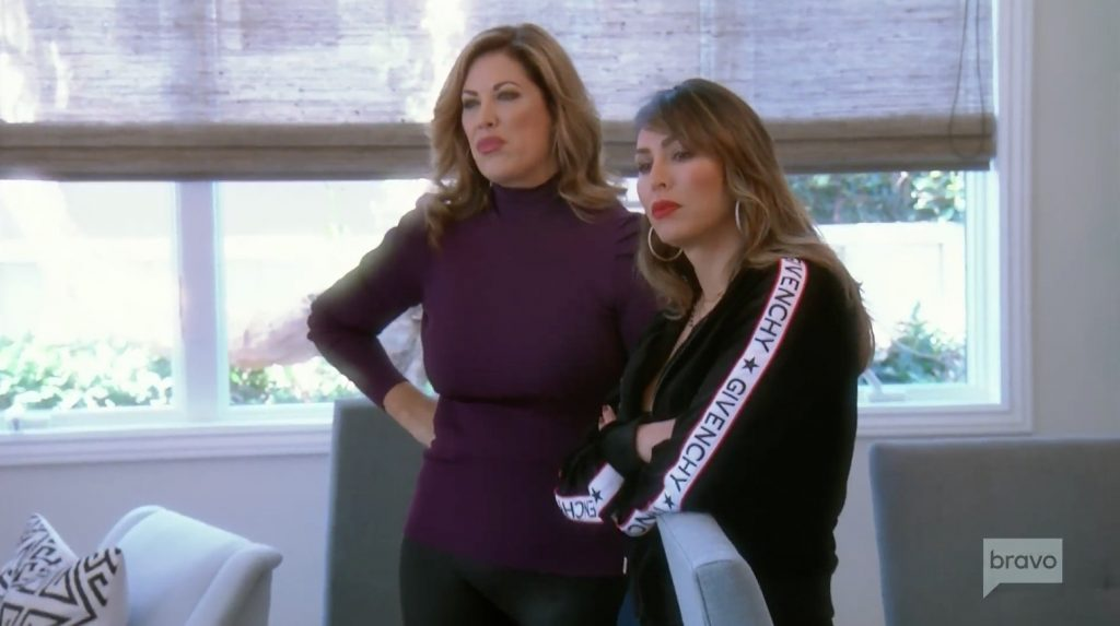 Emily Simpson's marriage in trouble on RHOC?