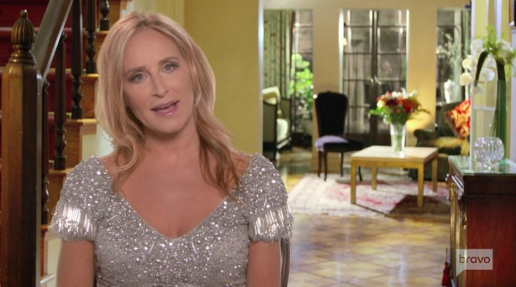 Sonja Morgan Talks Bethenny Frankel After Dennis Shields' Passing & The New Guy Bethenny Was Spotted With