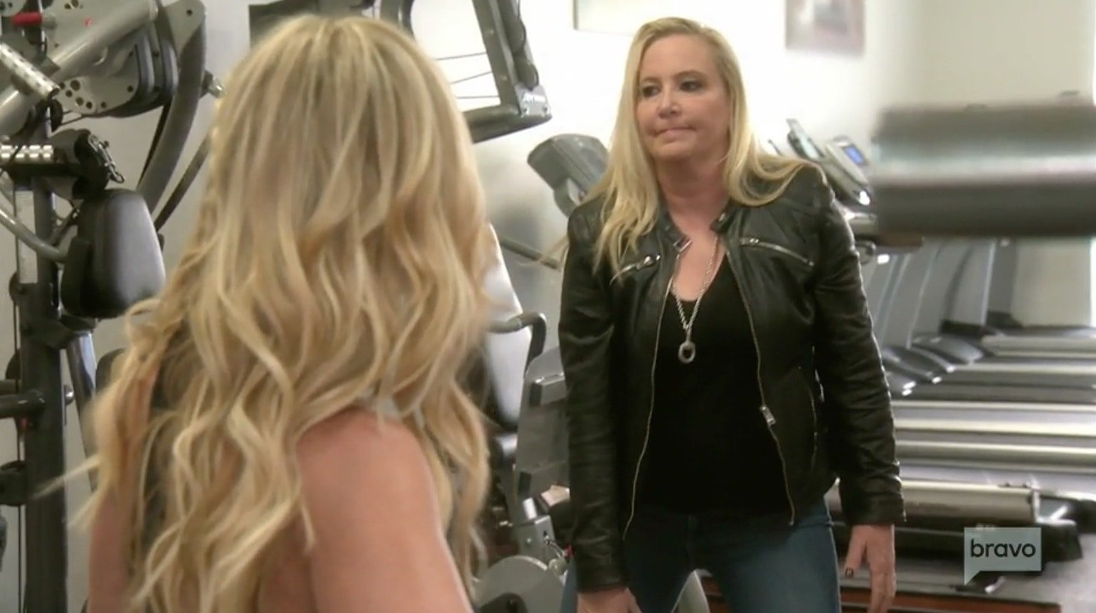 Tamra confronts Shannon
