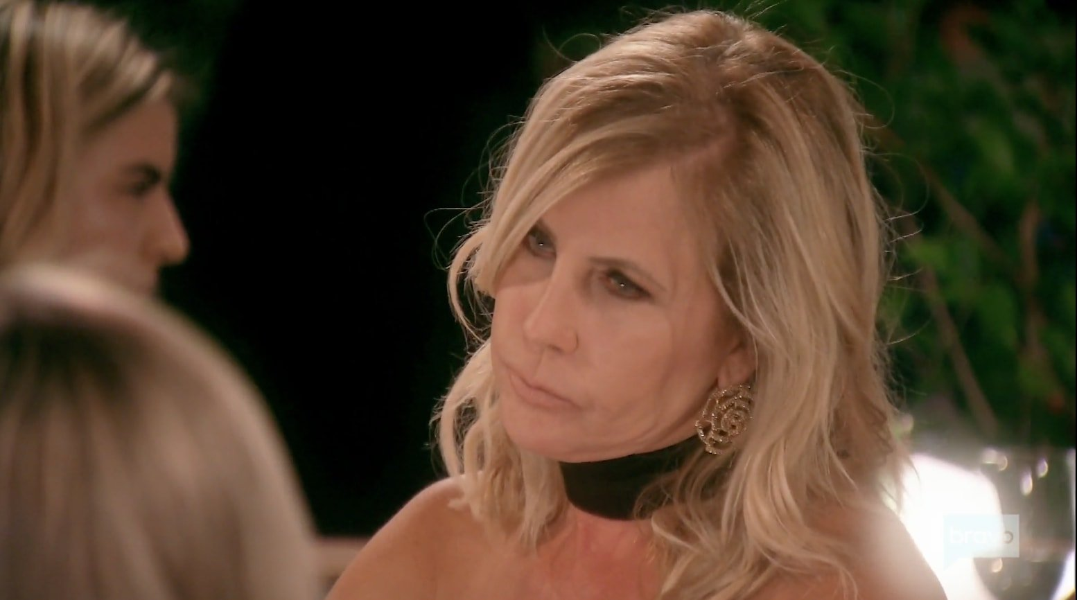 Vicki GUnvalson is called out for breaking Girl Code