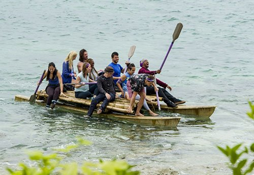 Survivor: David vs. Goliath Premiere Episode Recap: A Bad Break