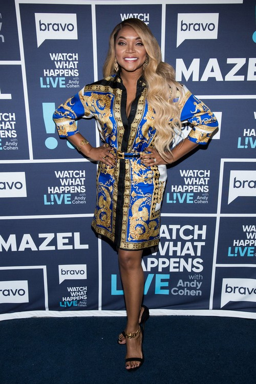 Mariah Huq Says Quad Is Projecting; Vivica A. Fox Wishes Kenya Moore Well With Her Baby