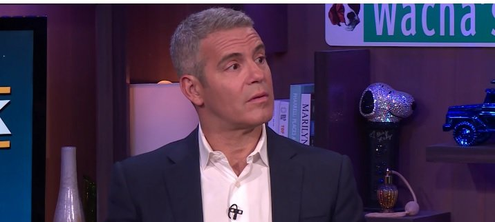 "Andy Cohen Was ""Stunned"" & ""Really Upset"" To Hear About Joe Giudice's Deportation"