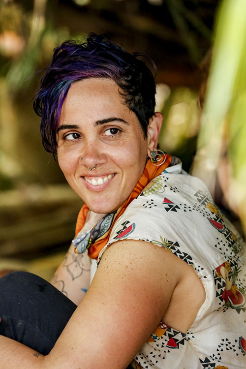 Exclusive Interview: Survivor: David vs. Goliath's Lyrsa Torres: