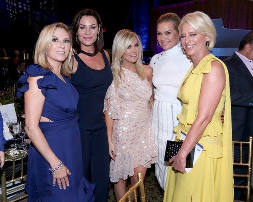 Yolanda Hadid and The Real Housewives of New York Attend Global Lyme Alliance Gala – Photos