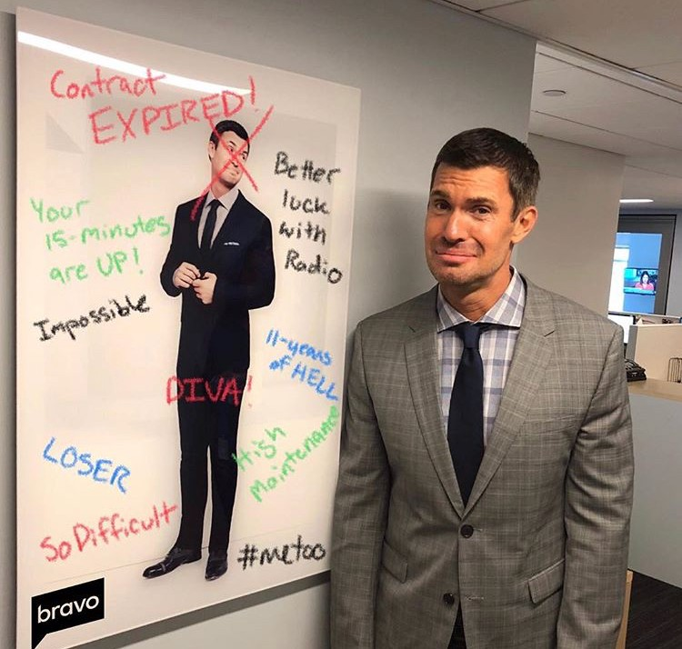 Jeff Lewis Read Text Message With Andy Cohen On His Radio Show