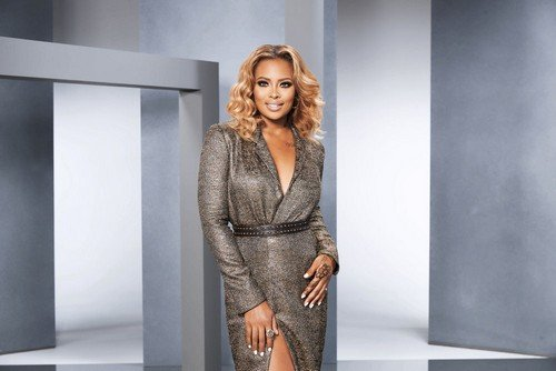 "Eva Marcille Thinks Marlo Hampton Is ""The Biggest Diva In The Group""; Says Marlo Travels With Diamond Glasses & Cutlery"