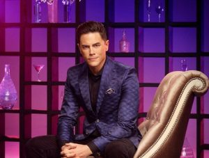 Vanderpump Rules' Tom Sandoval Says Botox Keeps His Hair In Place