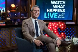 Andy Cohen Moves Watch What Happens Live As He Readies for Baby