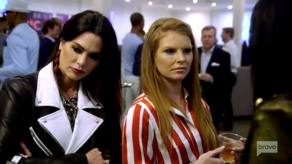 Brandi & D'Andra confront LeeAnne at a charity event