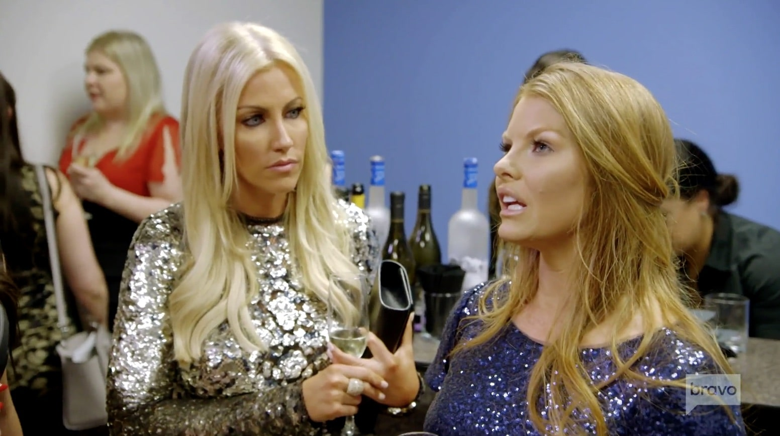 Brandi Redmond Says Stephanie Hollman Was Different After