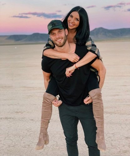 "Scheana Marie Says She's Thankful For Rumored Boyfriend ""Adam Spott"""