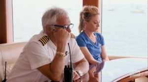 Kate & Captain Lee