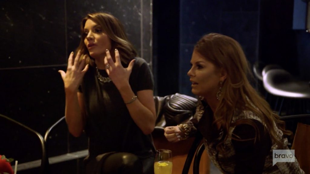 Real Housewives Of Dallas Recap: No One Can Cope In Copenhagen
