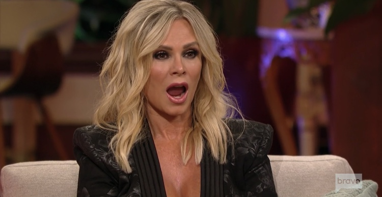 RHOC Tamra Judge Allegedly Ambushed Her Son's Ex In Heated Custody Battle