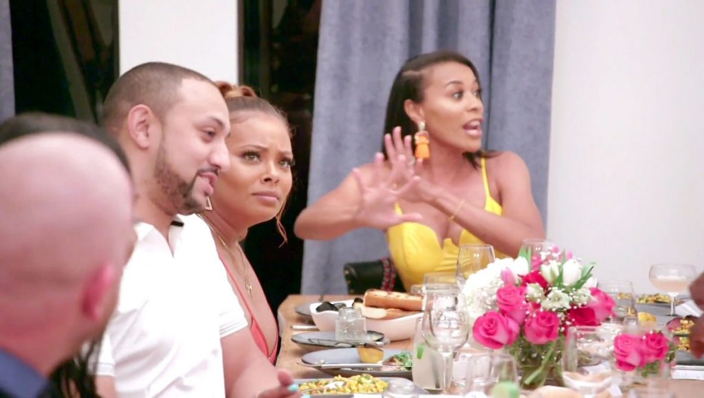 Real Housewives Of Atlanta Recap: Boobs And Babies