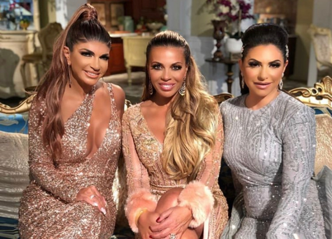 Real Housewives Of New Jersey Season 9 Reunion Looks Revealed- Photos