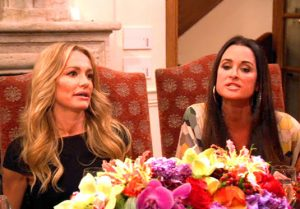 Real Housewives Of Beverly Hills OG Taylor Armstrong Shades The Current Cast