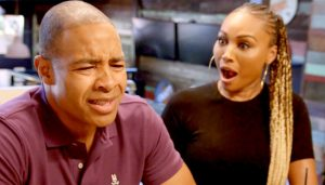 Cynthia Bailey Lied About When She Met Fiancé Mike Hill & RHOA Alum Claudia Jordan Has The Proof