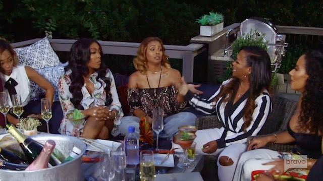Real Housewives Of Atlanta Recap: Kandi Got 45 Problems And Porsha Is Number One!