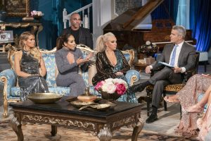 Teresa Giudice & Melissa Gorga's Family Feud Continues Tonight On Part 2 Of The Real Housewives Of New Jersey Reunion