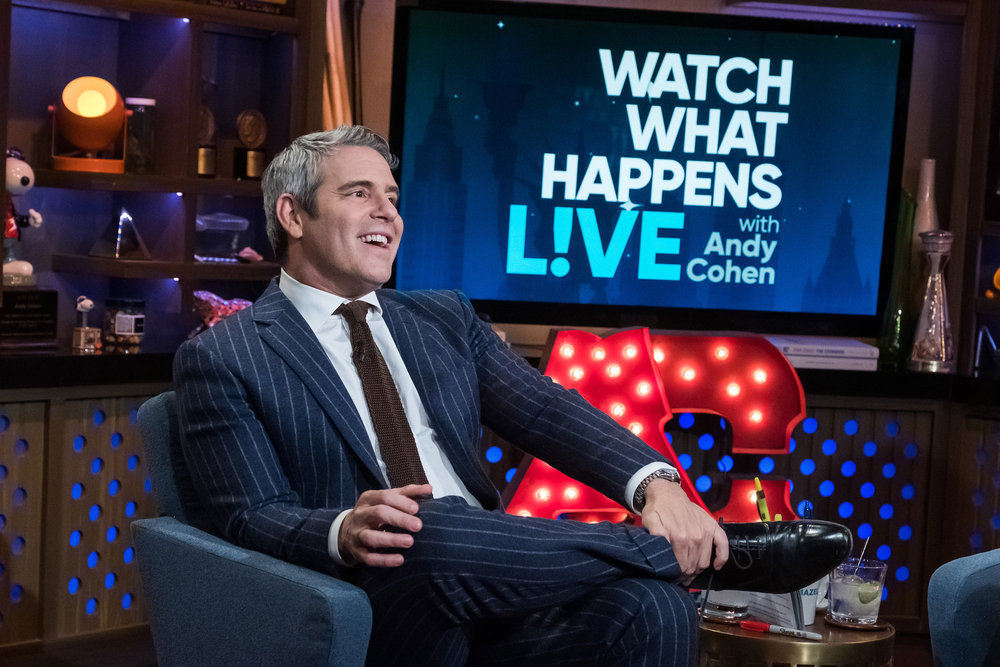 Andy Cohen Wanted To Pass On Both Lisa Rinna and Bethenny Frankel In Season One Of Their Franchises