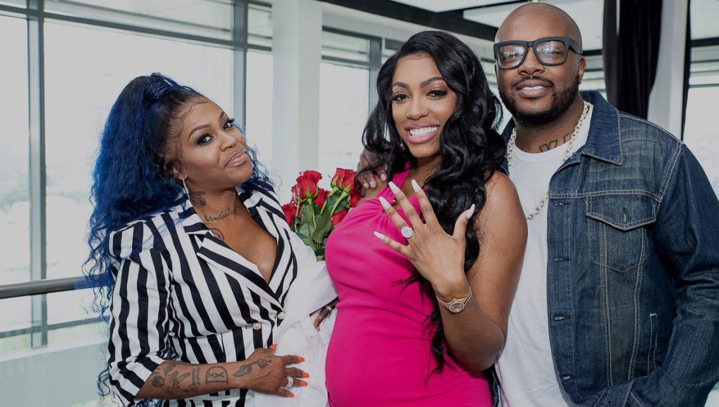 Real Housewives Of Atlanta - Porsha Williams is engaged