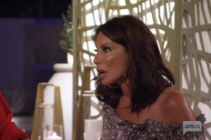 Danielle Staub & Marty Caffrey Are Officially Divorced! Danielle Gives Him The Finger