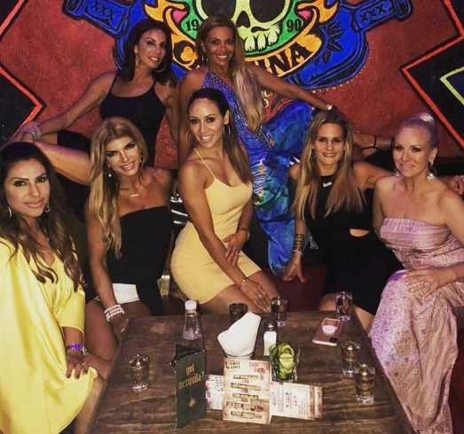 Photos From The Real Housewives Of New Jersey Cabo Trip