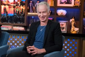 Tennis Legend John McEnroe Admits That He Dated One Of The Real Housewives