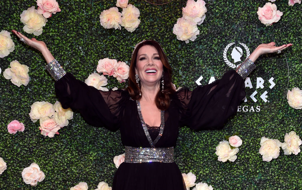 Lisa Vanderpump Opens Cocktail Garden In Vegas- Photos