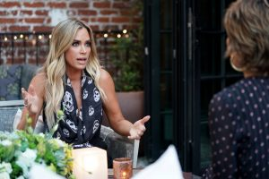 "Teddi Mellencamp Says That Last Year ""People's Guards Were Up;"" Has ""Seen A Much Softer Side"" To Beverly Hills Housewives Now That Lisa Vanderpump Is Gone"