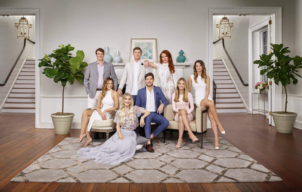 Southern Charm Cast Dishes On Shep Rose Bringing The Women From Austen Kroll's Threesome Video To Patricia Altschuls' Party