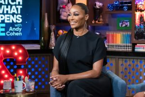 Real Housewives Of Atlanta Star Cynthia Bailey Will Change Her Name When She Marries Mike Hill; Dishes On Other Wedding Details