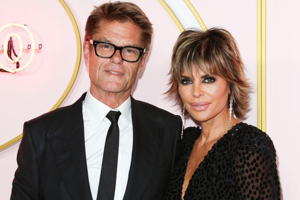 Harry Hamlin Admits He Doesn't Follow Lisa Rinna And Their Daughters On Social Media
