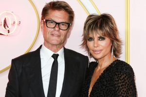 "Harry Hamlin Dishes On Marriage To Lisa Rinna; Says They Are ""Not Helicopter Husband And Wife"""